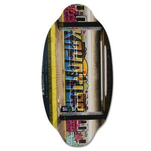 フラットスキム ランド Kayotics カヨティックス Pro Series2017「UNDERGROUND」 Size:104cm×52cm|skimpeace-store|02