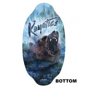 フラットスキム ランド Kayotics カヨティックス Pro Series2018「URSUS」 Size:104cm×52cm|skimpeace-store|02