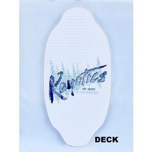 フラットスキム ランド Kayotics カヨティックス Pro Series2018「URSUS」 Size:104cm×52cm|skimpeace-store|03