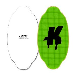 フラットスキム ランド Kayotics カヨティックス Classic Series Dripped グリーン Size:107cm×53cm|skimpeace-store