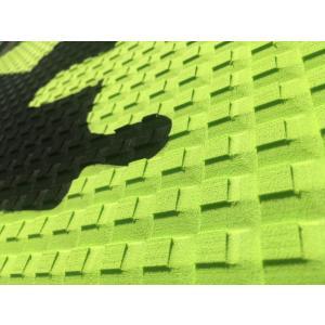 フラットスキム ランド Kayotics カヨティックス Classic Series Dripped グリーン Size:107cm×53cm|skimpeace-store|02