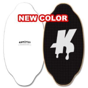 フラットスキム ランド Kayotics カヨティックス Classic Series Dripped ホワイト Size:107cm×53cm|skimpeace-store