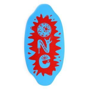 フラットスキム ランド Kayotics カヨティックス 「Channel-ONE」 Size:99.5cm×49.5cm|skimpeace-store