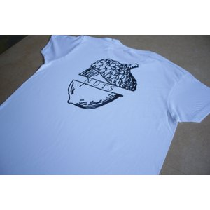NUTS TRACTION T-shirts 「NUTTY」 Size:M|skimpeace-store|02