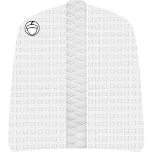 NUTS TRACTION FRONTPAD ナッツ トラクション フロントパット 単色 WHITE ホワイト(フラット用)|skimpeace-store