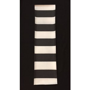 滑り止めデッキテープ カラー:白黒 ボーダー|skimpeace-store