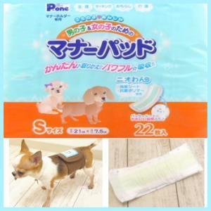 マナーパッド Sサイズ / チワワ 小型犬 吸水パッド ナプキン パット|skipdog010420
