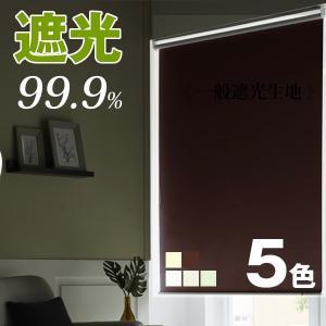 ロールスクリーン/遮光 99.9% 遮熱も選択可能 オーダー メイド ロールカーテン  横幅51〜9...