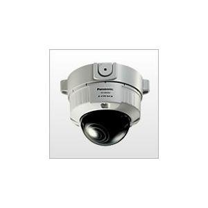 H.264に対応した高精細1.3メガピクセルネットワークカメラ 優れた耐衝撃性*と軒下設置が可能な防...