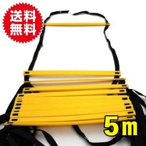 5M ラダー トレーニング トレーニングラダー アジリティラダー イエロー 黄色|sky-group