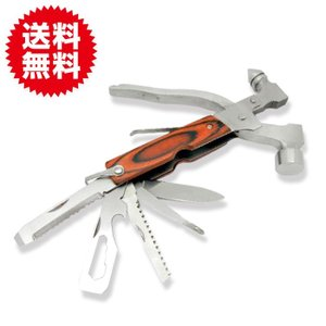 緊急脱出ハンマー & マルチツール 15機能 DIY・工具 工具(レンチ・ドライバー) ハンマー|sky-group