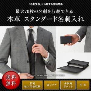 大容量 名刺入れ メンズ カード収納 革製品 カードケース 名刺ケース カード入れ マチ付き カーボンレザー シンプル ビジネス|sky-group