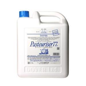 ドーバー酒造 パストリーゼ77 ドーバーパストリーゼ77 5L 5L(大容量) 除菌剤|sky-market