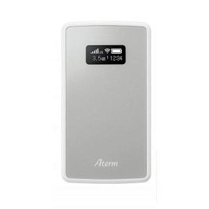 ●SIMフリーモバイルルータ Aterm MP01LN GW ホワイト ACアダプタ付き|sky-market