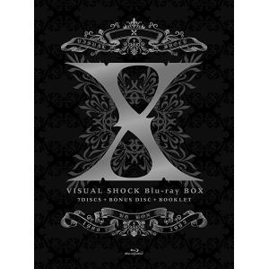 【希少品】【アウトレット】X VISUAL SHOCK Blu-ray BOX 1989-1992(完全生産限定盤) sky-market
