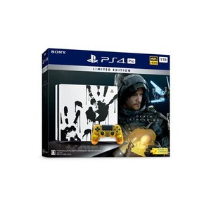 ☆PlayStation 4 Pro DEATH STRANDING LIMITED EDITION...