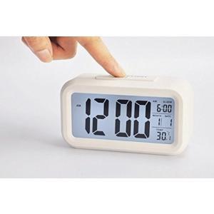 目覚まし時計 デジタル 卓上 めざまし時計 起...の詳細画像5
