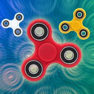 【メール便送料無料】ハンドスピナー Hand spinner Fidget Spinner 人気 指スピナー 三角 ストレス解消 スピーナ 禁煙 おもちゃ ゲーム プレゼント 人気の指遊び|sky-sky