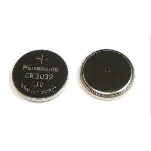 【メール便 送料無料】Panasonic コイン形リチウム電池 10個 バルク品 CR2032|sky-sky