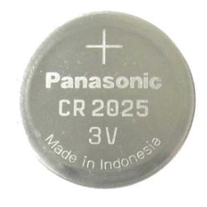 【メール便 送料無料】パナソニック Panasonic コイン電池 CR2025 (10個)|sky-sky