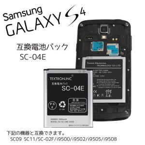 【メール便 送料無料 】 Samsung GALAXY S4 専用 互換用バッテリー( SC-04E / i9500 ) 3.8V 2600mAh sky-sky