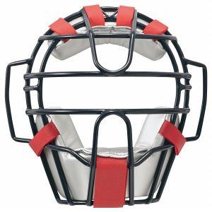 SSK エスエスケー 野球 ソフトボール用マスク 3・2・1 号球対応 ネイビー×シルバーグレー キャッチャー
