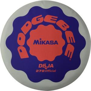 ミカサ MIKASA ドッヂビー公式ディスク ブルー DBJABL ドッジボール