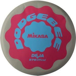 ミカサ MIKASA ドッヂビー公式ディスク ピンク DBJAP ドッジボール