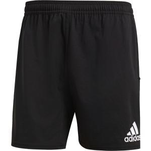 adidas(アディダス) ラグビー ラグビー 3STショーツ ゲームパンツ BLK ブラック/WHT ホワイト
