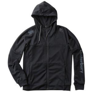 ブラック トレーニング スウェット ジャケット カンタベリー CANTERBURY ラクビー メンズ...
