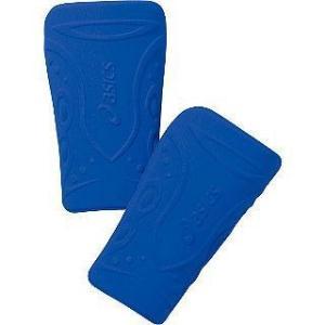 アシックス(ASICS)レガース ブルー XSP020-45  生産国:中国  素材:品質:ナイロン...