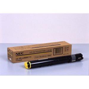 NEC/レーザープリンタトナー/イエロー/純正品/PR-L2900C-11 skybell