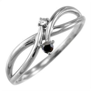 ブラックダイヤ ダイヤモンド 指輪 4月誕生石 プラチナ900|skybell