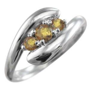 指輪 k18ホワイトゴールド 金...