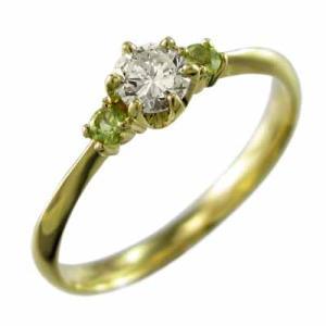 18金イエローゴールド 結婚指輪...
