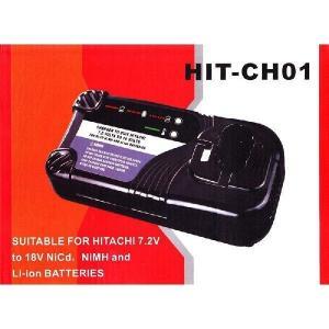 日立製7.2v〜18v対応スライド式充電器 skybreath