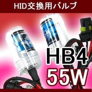 55w 交換用HIDバーナー (バルブ) 55w HB4 8000k/V_HB4_55W_8k|skybreath