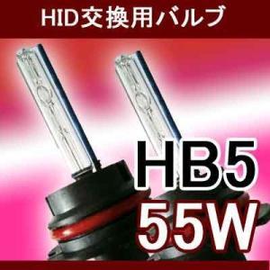 55w 交換用HIDバーナー (バルブ) 55w HB5 6000k/V_HB5_55W_6k skybreath