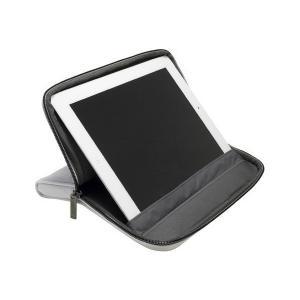 golla ゴラ iPad用 簡易スタンド バッグ LAWRENCE ホワイト G1459 skygarden