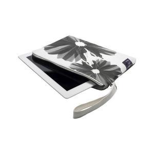 golla ゴラ iPad用 簡易スタンド バッグ GLORIANN ホワイト G1461 skygarden