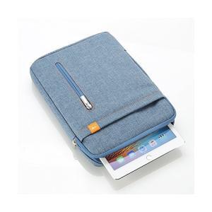 WY Style iPad タブレットPC収納ケース 各社10型タブレットPC対応 ブルー wy-tbacc009 skygarden