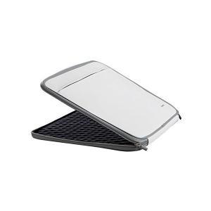 エレコム インナーバック 衝撃吸収 ZEROSHOCK Macbook対応 13.3インチ 収納ポケット付 ホワイト ZSB-IBNM13WH skygarden