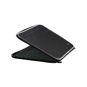 エレコム インナーバック 衝撃吸収 ZEROSHOCK Macbook対応 15.4インチ 収納ポケット付 ブラック ZSB-IBNM15BK skygarden