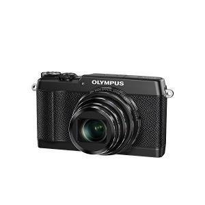 OLYMPUS デジタルカメラ STYLUS SH-2 ブラ...