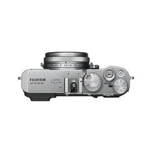 FUJIFILM デジタルカメラ X100F シルバー X100F-S 富士フイルム