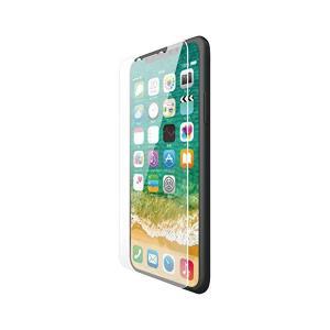 エレコム iPhone X フィルム スムースタッチ 反射防止  PM-A17XFLST|skygarden