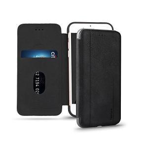 MeanLove iPhone7 Plus/8 Plus ケース カバー 手帳型 縁の全周カバー マ...