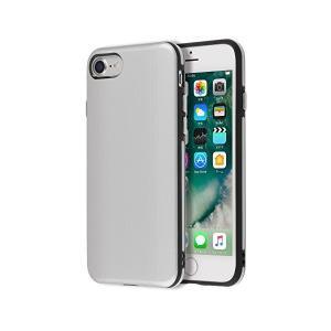 Highend berry iPhone7 iPhone8 ケース 耐衝撃 カード 収納 ポケット ストラップホール 付 HYBRID ANTI-S|skygarden