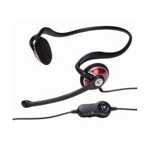 Logitech ステレオ Headset H230 ネックバンド 3.5mm Jacks|skygarden