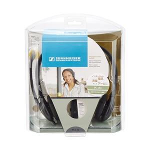ゼンハイザー PCヘッドセット ヘッドバンド型両耳式 PC 131【国内正規品】|skygarden